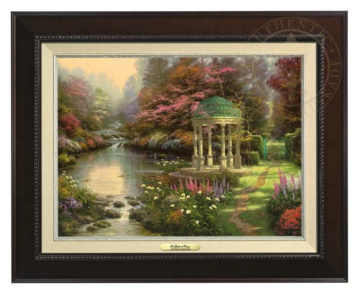 Garden of Prayer, The – Canvas Classic