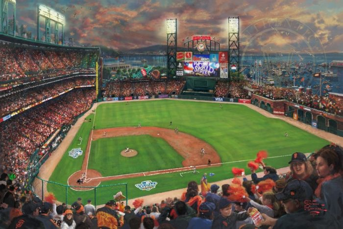 San Francisco Giants™, <em>It's Our Time </em>– Limited Edition Art
