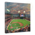 San Francisco Giants™, <em>It&#8217;s Our Time</em> – 14&#8243; x 14&#8243; Gallery Wrapped Canvas