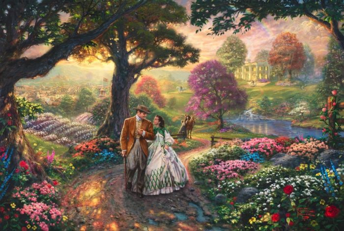 Gone With The Wind – Limited Edition Art