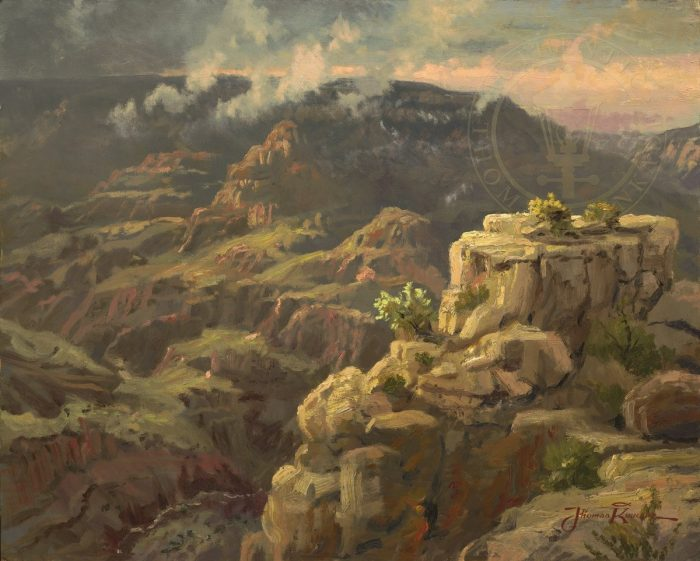 Grand Canyon, The – Limited Edition Canvas
