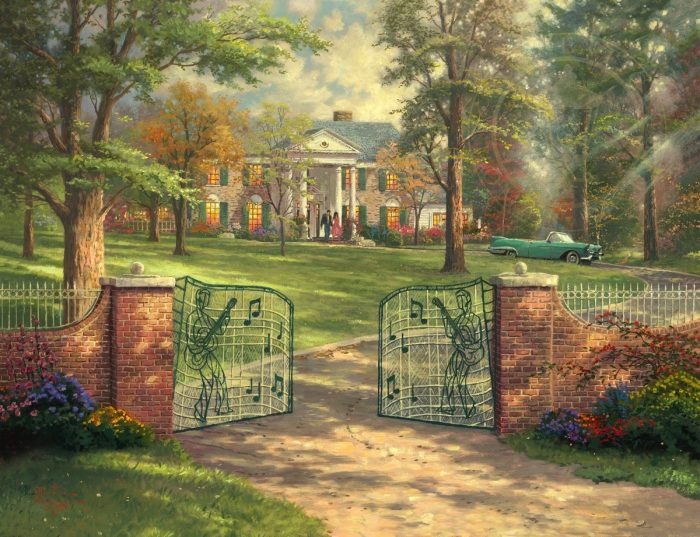 Graceland®, 50th Anniversary – Limited Edition Art