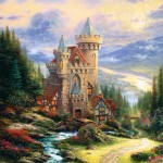 Guardian Castle – Limited Edition Canvas