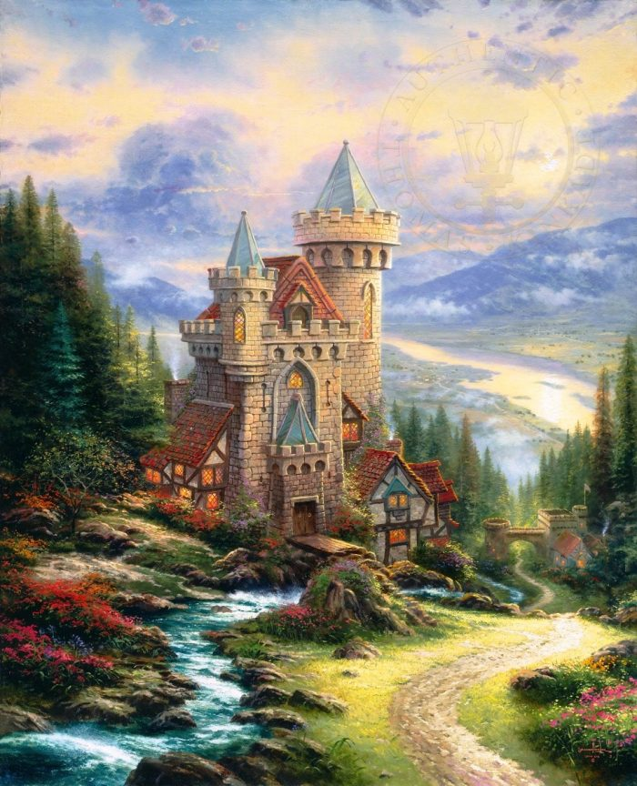 Guardian Castle – Limited Edition Art