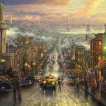 Heart of San Francisco, The – Limited Edition Art