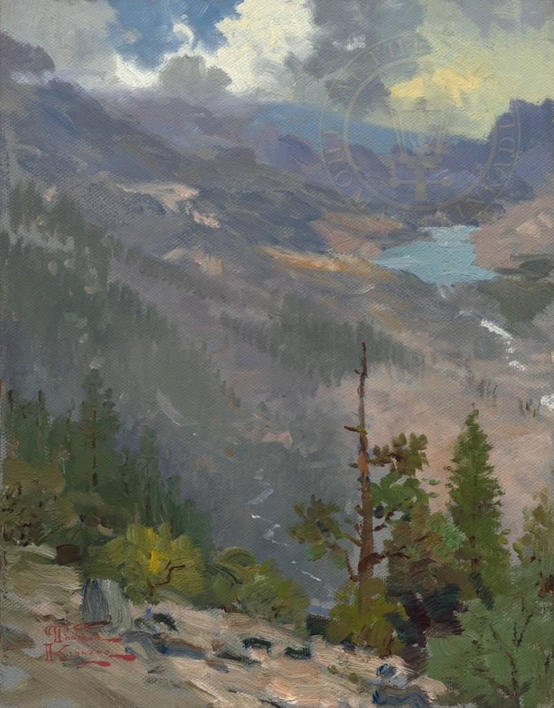 High Country Vista – Limited Edition Art