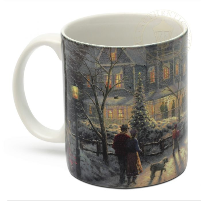 Holiday Gathering, A – Ceramic Mug