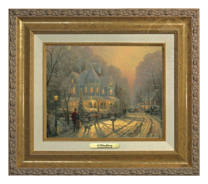 Holiday Gathering, A – Canvas Classics
