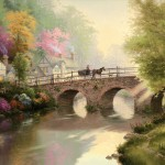 Hometown Bridge – Limited Edition Canvas