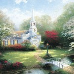 Hometown Chapel – Limited Edition Canvas