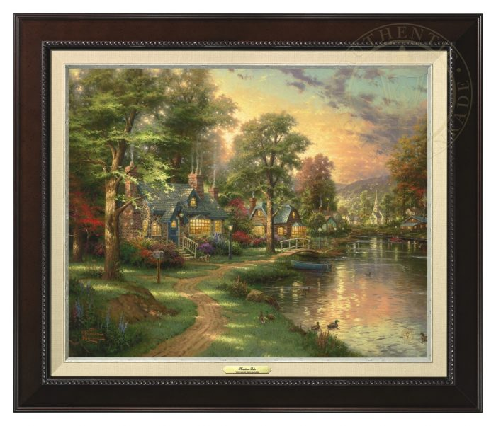 Hometown Lake – Canvas Classic