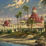 Hotel Del Coronado – Limited Edition Canvas