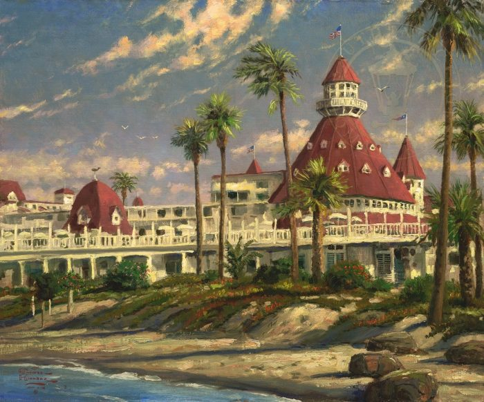 Hotel Del Coronado – Limited Edition Art