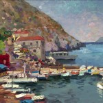 Island Afternoon, Greece – Limited Edition Canvas
