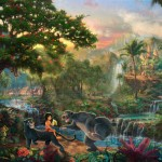 Jungle Book, The – Limited Edition Canvas