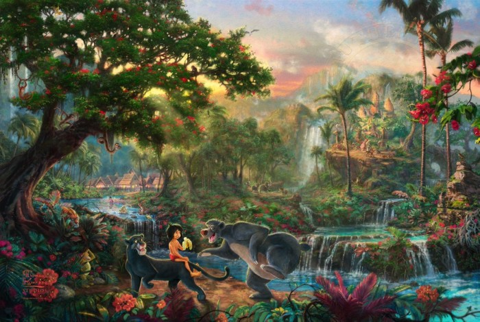 Jungle Book, The – Limited Edition Art
