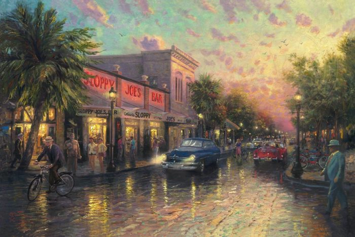 Key West – Limited Edition Canvas