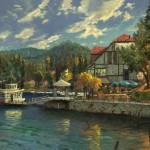 Lake Arrowhead – Limited Edition Canvas