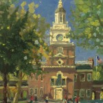 Liberty Plaza, Philadelphia – Limited Edition Canvas