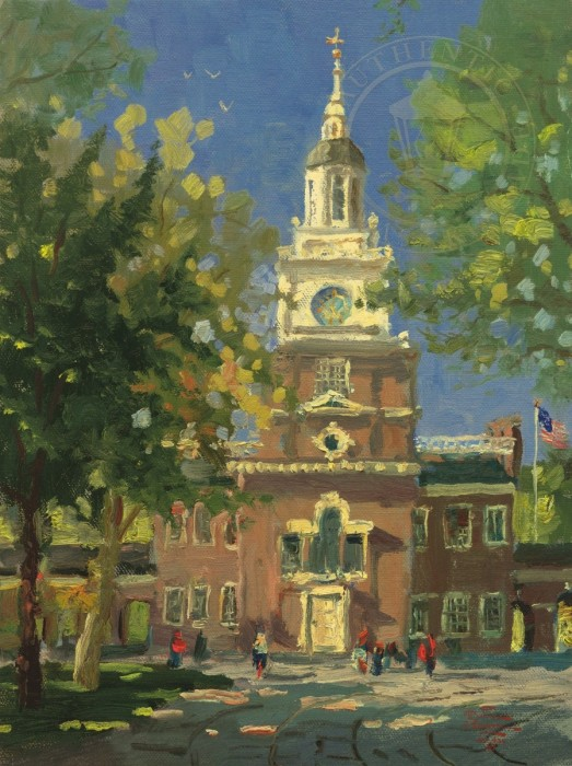 Liberty Plaza, Philadelphia – Limited Edition Art