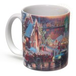 Lights of Christmastown, The – Ceramic Mug