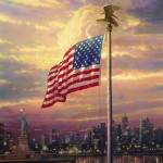 Light of Freedom, The – Limited Edition Canvas