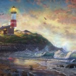 Light of Hope – Limited Edition Canvas