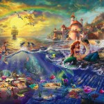 Little Mermaid, The – Limited Edition Art