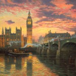 London – Limited Edition Canvas