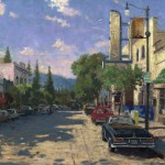 Los Gatos – Limited Edition Canvas