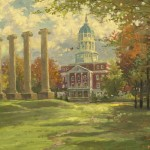 Majesty of Mizzou, The – Limited Edition Canvas