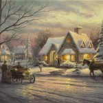 Memories of Christmas – Limited Edition Canvas