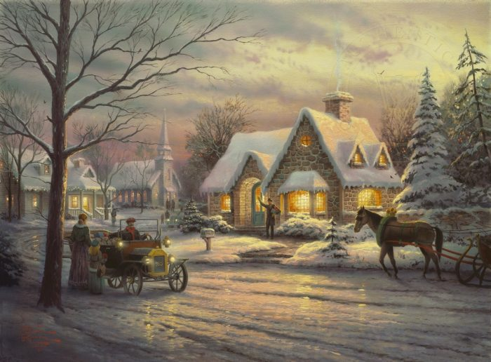 Memories of Christmas – Limited Edition Art