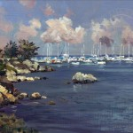 Monterey Marina – Limited Edition Canvas