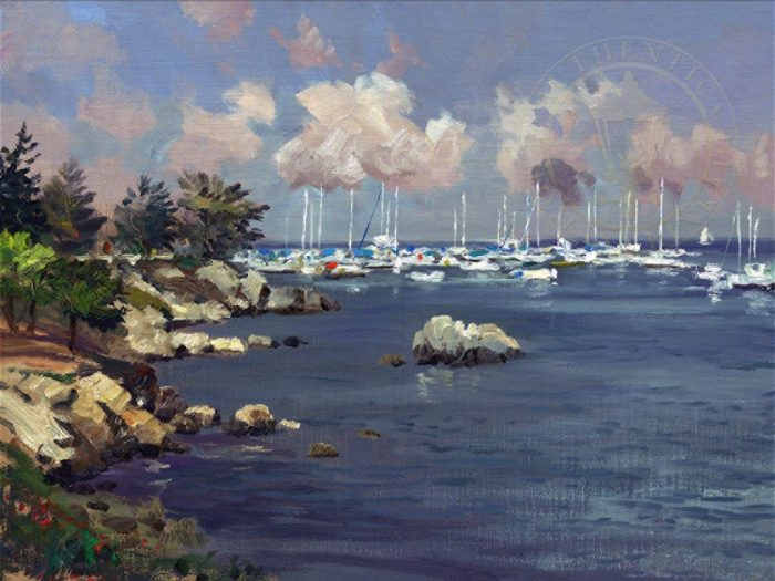 Monterey Marina – Limited Edition Art