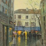 Montmartre – Limited Edition Art