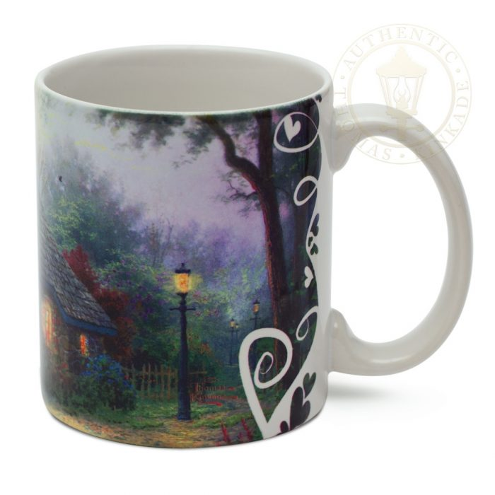 Moonlight Cottage – Ceramic Mug
