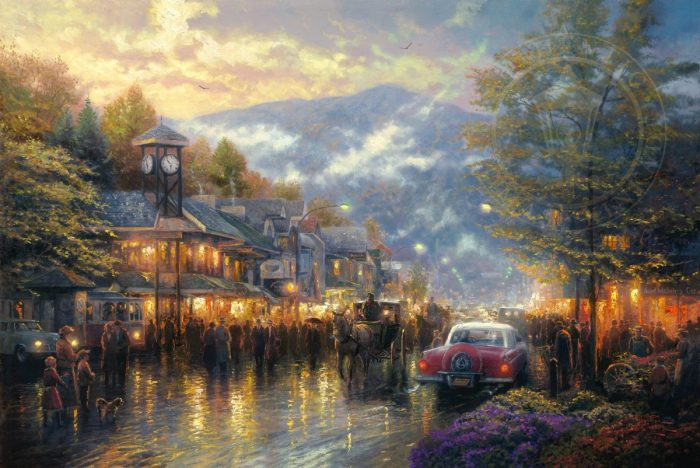 Mountain Memories – Limited Edition Canvas