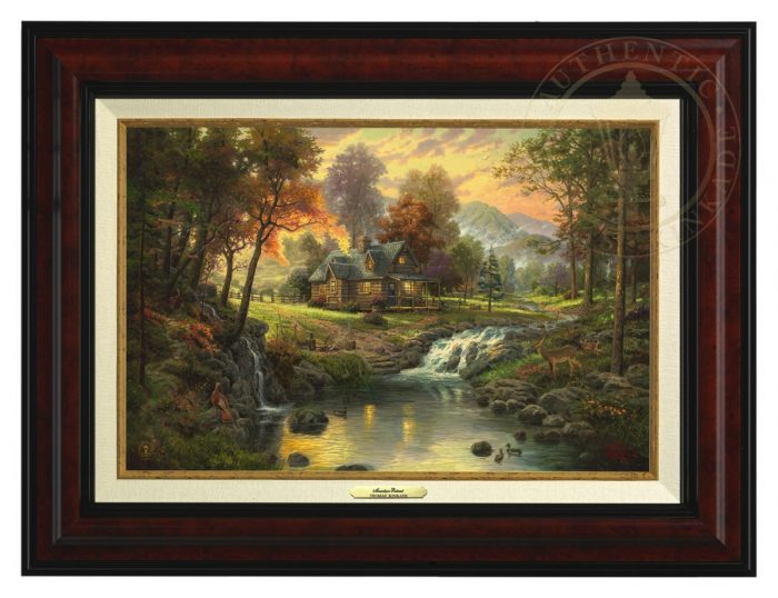 Mountain Retreat – Canvas Classic