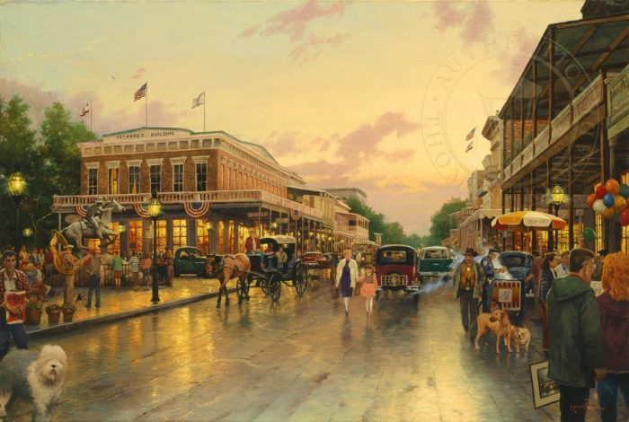 Main Street Celebration – Limited Edition Art