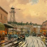 Main Street Matinee – Limited Edition Canvas