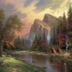 Mountains Declare His Glory, The – Limited Edition Art