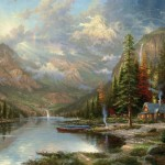 Mountain Majesty – Limited Edition Canvas