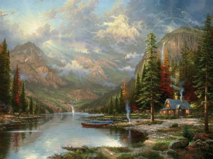 Mountain Majesty – Limited Edition Art