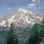 Mount Rainier – Limited Edition Canvas