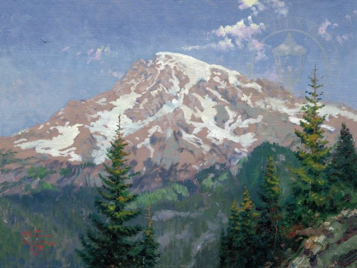 Mount Rainier – Limited Edition Art
