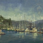 Newport Harbor – Limited Edition Art