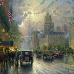 New York, Fifth Avenue – Limited Edition Canvas
