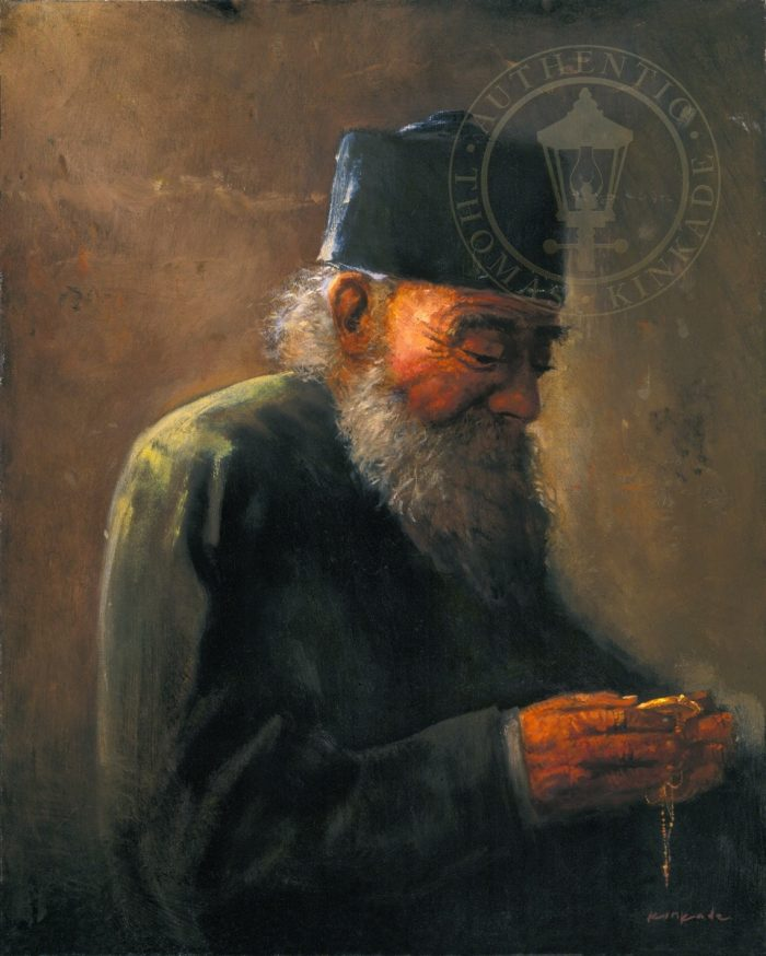Old Watchmaker – Limited Edition Canvas