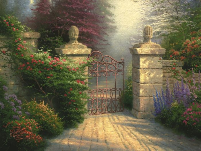 Open Gate, The – Limited Edition Art